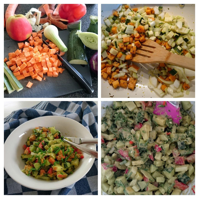 koude salade paleo
