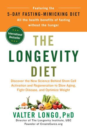 longevity Valter longo